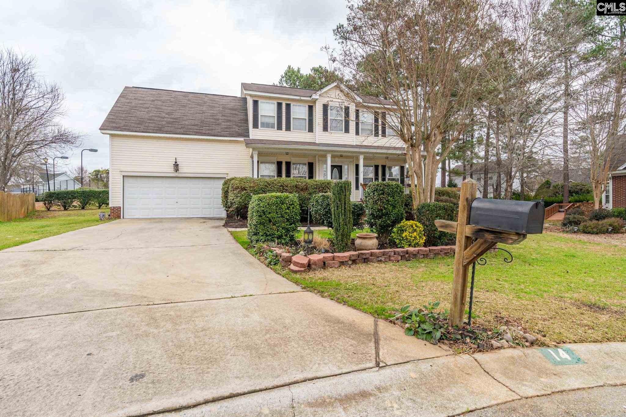 14 Holly Creek Irmo, SC 29063