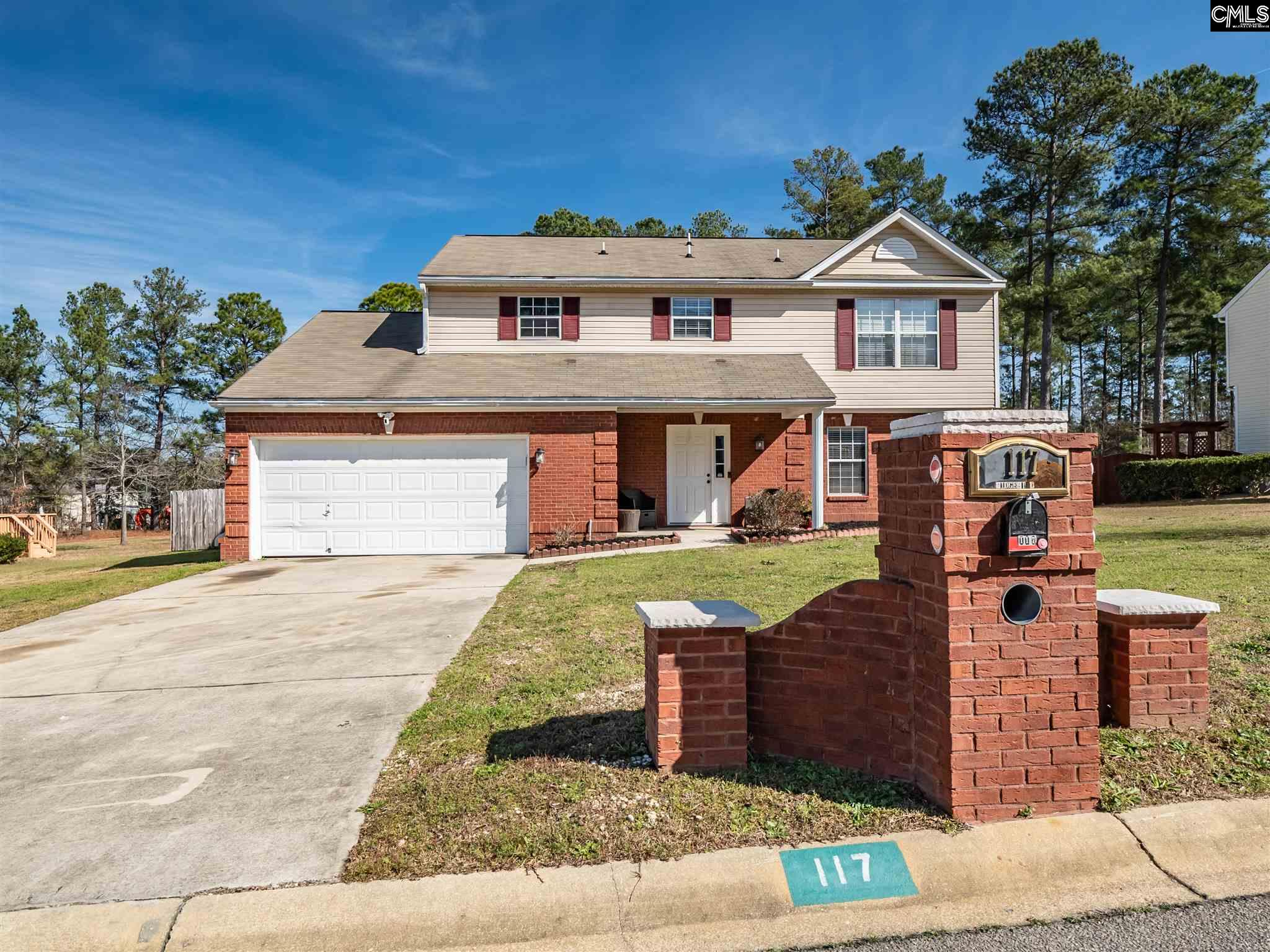 117 Ridgehill Lexington, SC 29073
