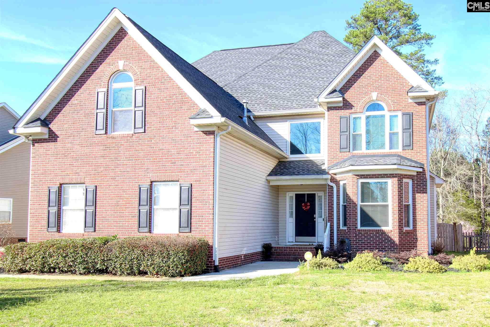 3 Waterside Irmo, SC 29063