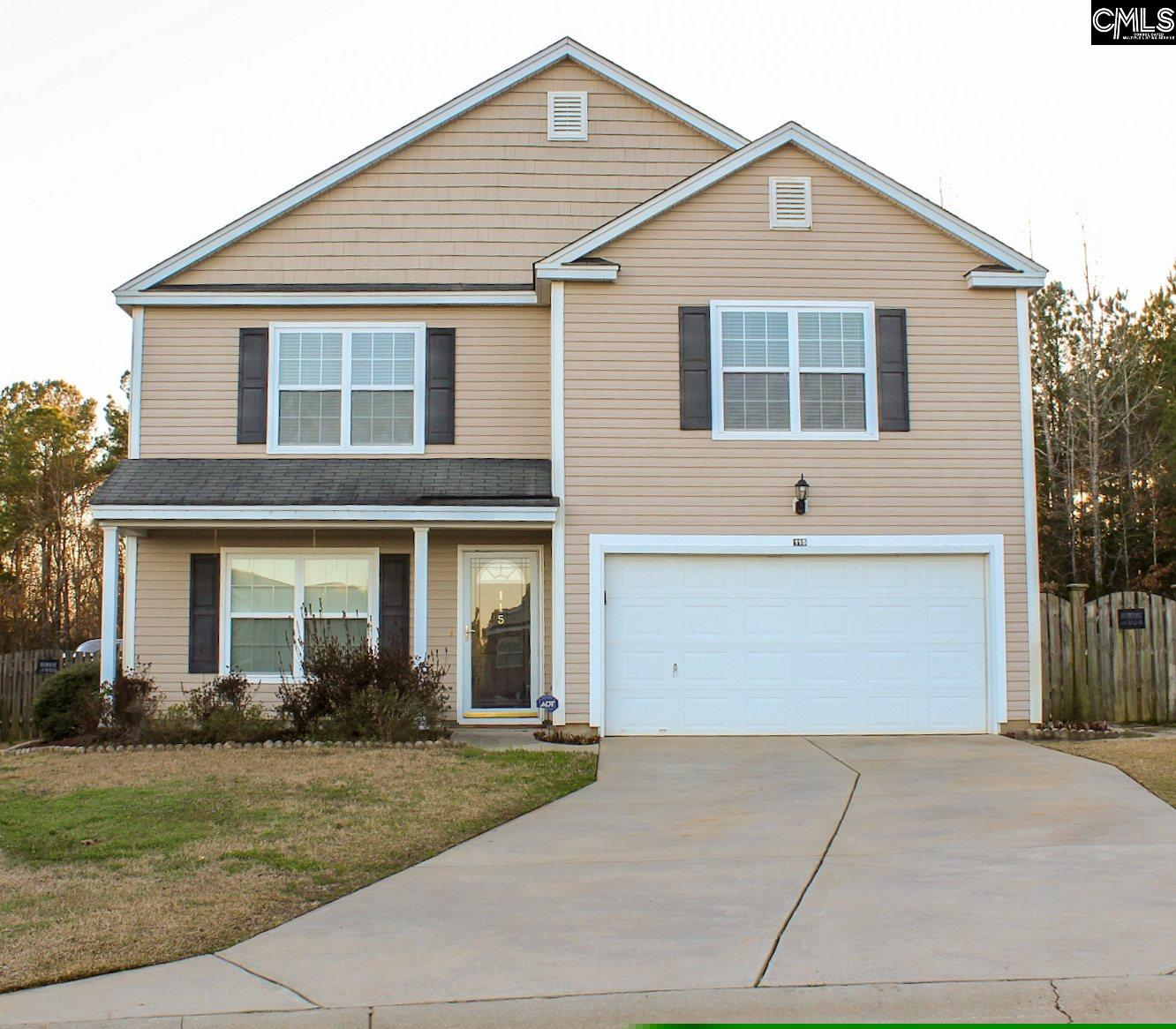 115 Ironcrest Columbia, SC 29212
