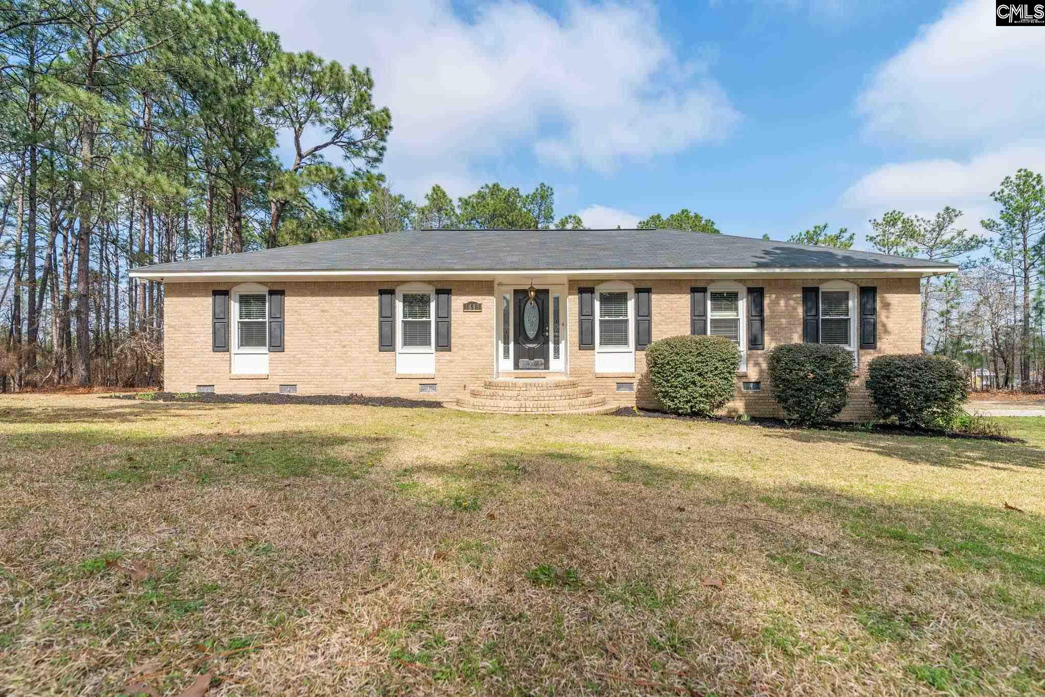 1815 Valley View West Columbia, SC 29172