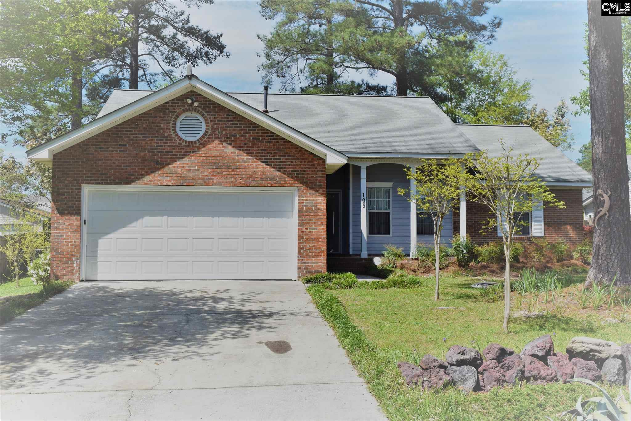 105 Dryden West Columbia, SC 29170