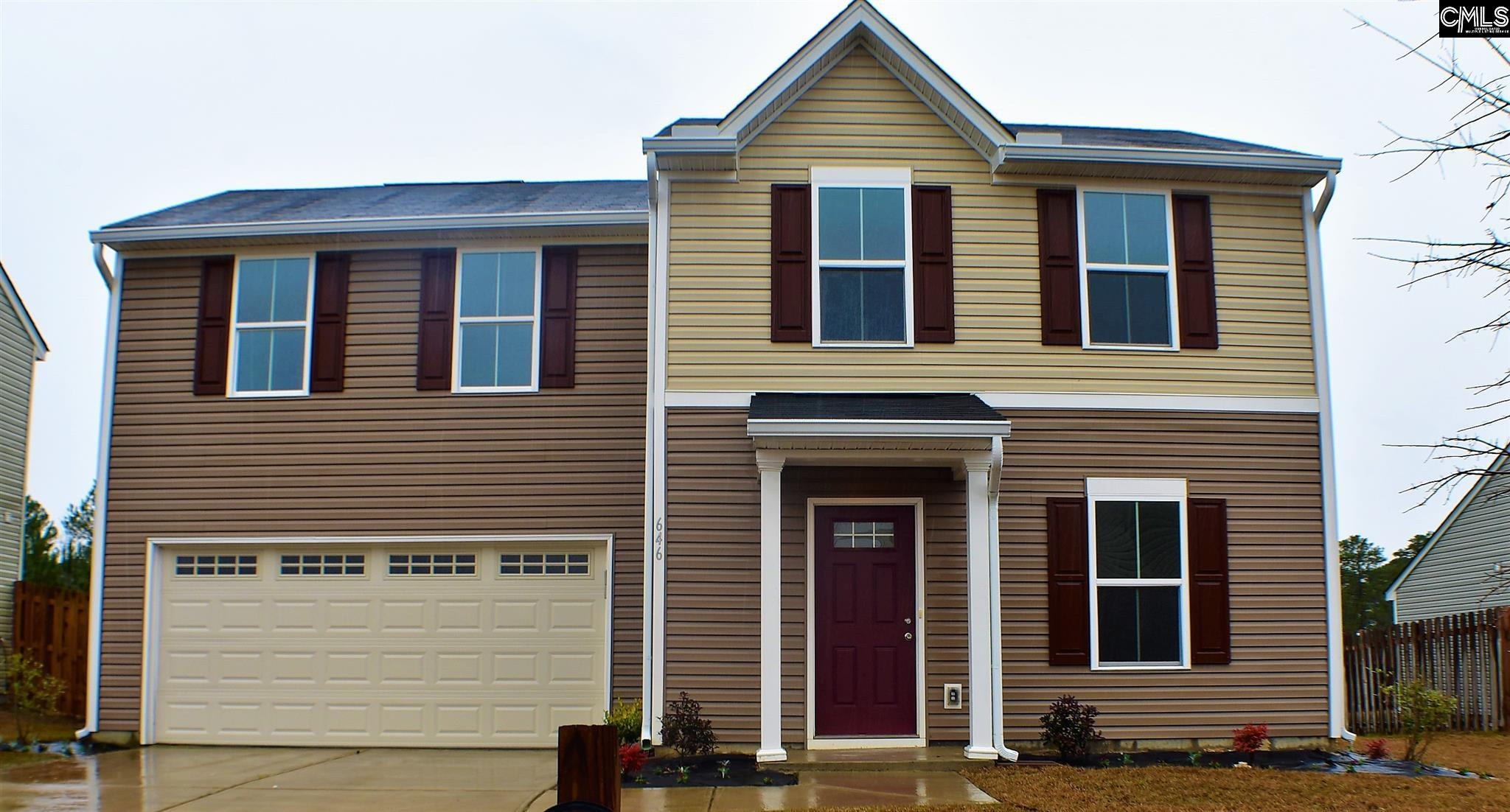 646 Sequoia Lexington, SC 29073