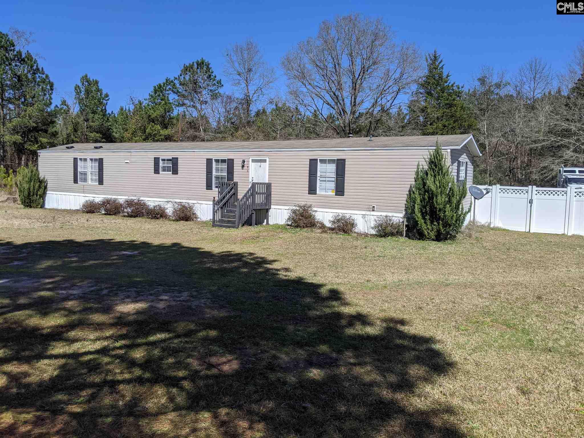 186 Hilltop Winnsboro, SC 29180