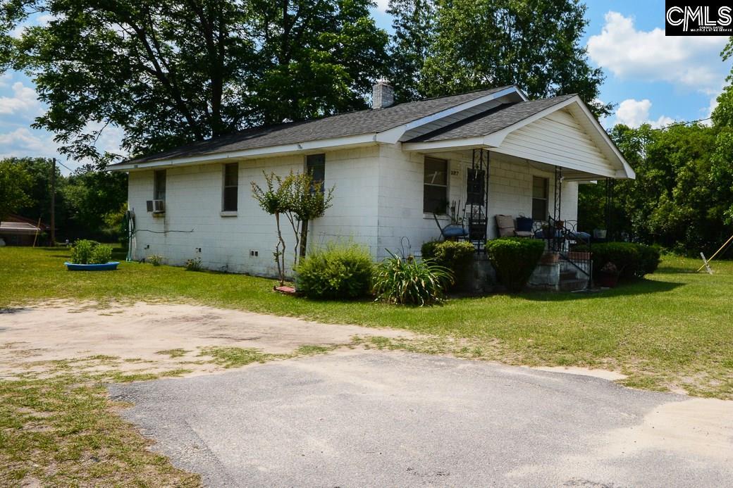 237 S Lee Leesville, SC 29070