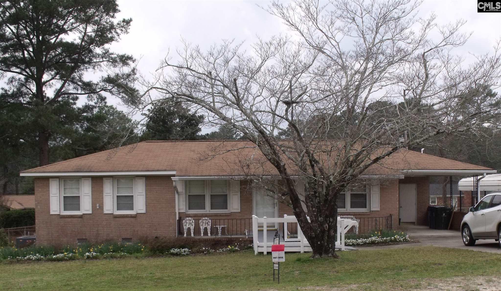 816 Decatur West Columbia, SC 29169-3513