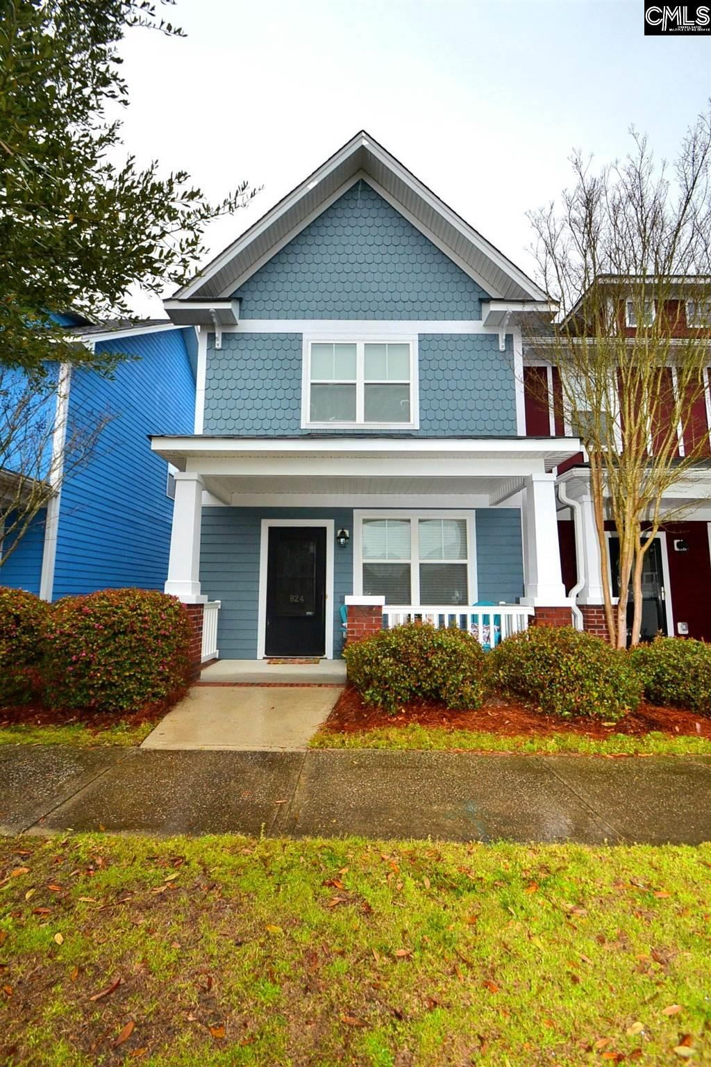 824 Forest Park Columbia, SC 29209