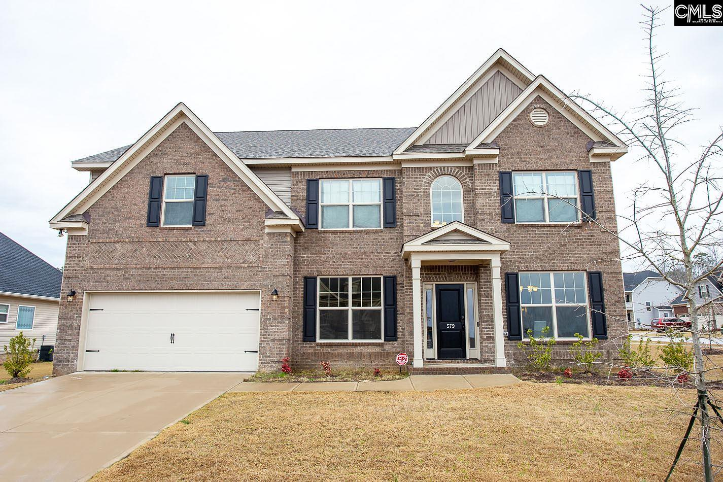 579 Maple Valley Blythewood, SC 29016