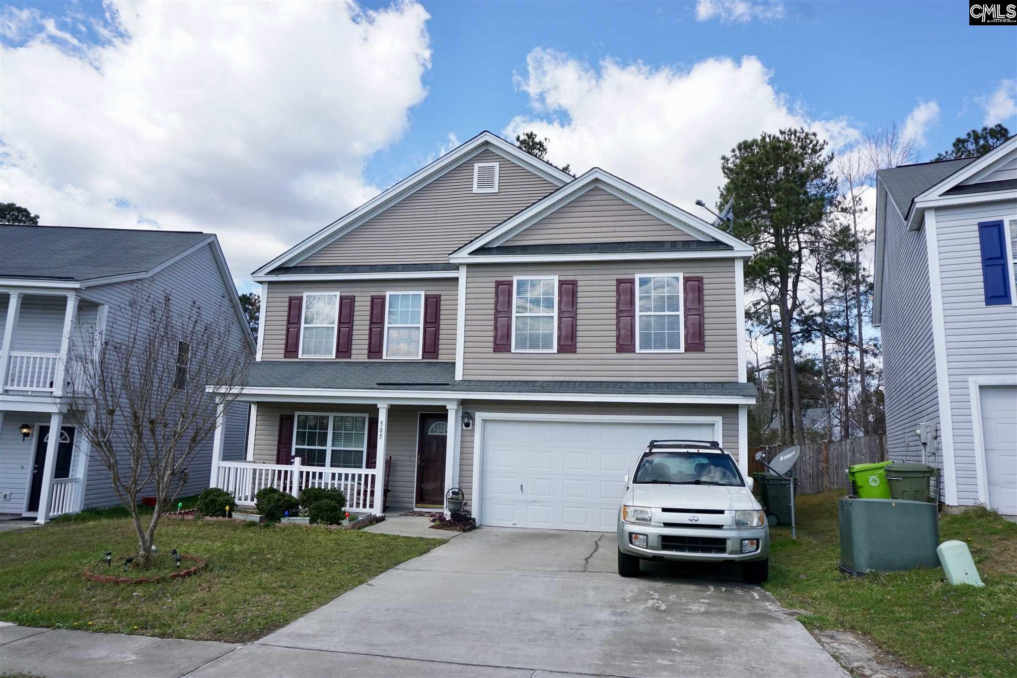 585 Heron Glen Columbia, SC 29229-8084