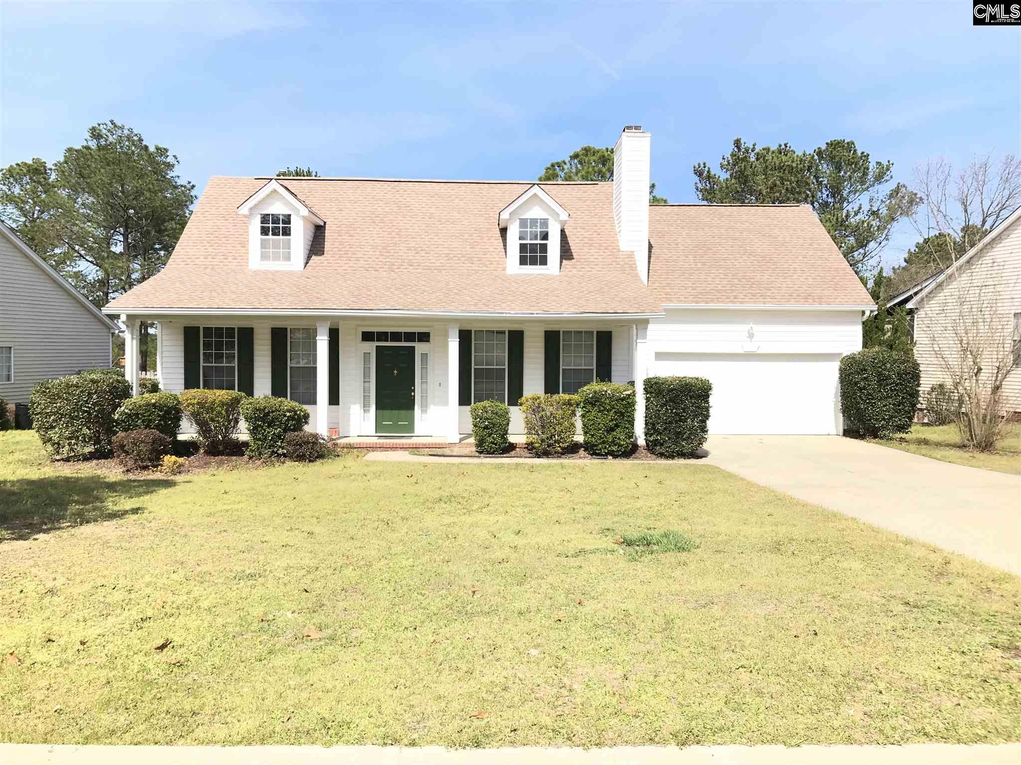 105 Coulter Pine Columbia, SC 29229