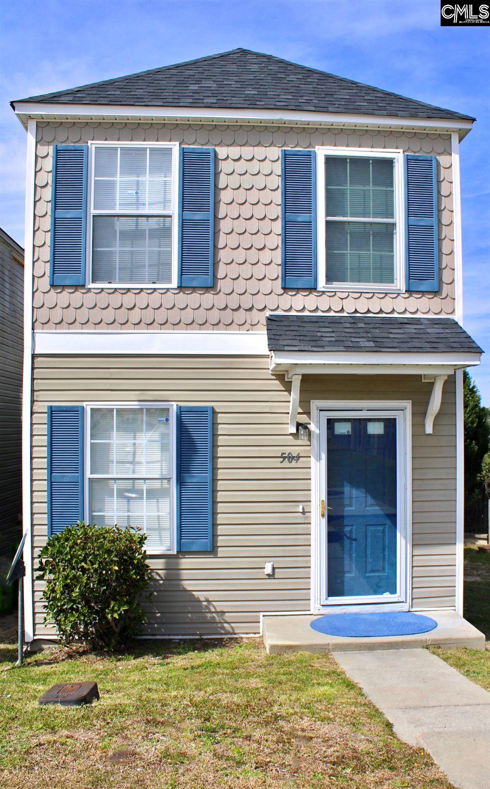 504 Summit Terrace Ct Columbia, SC 29229