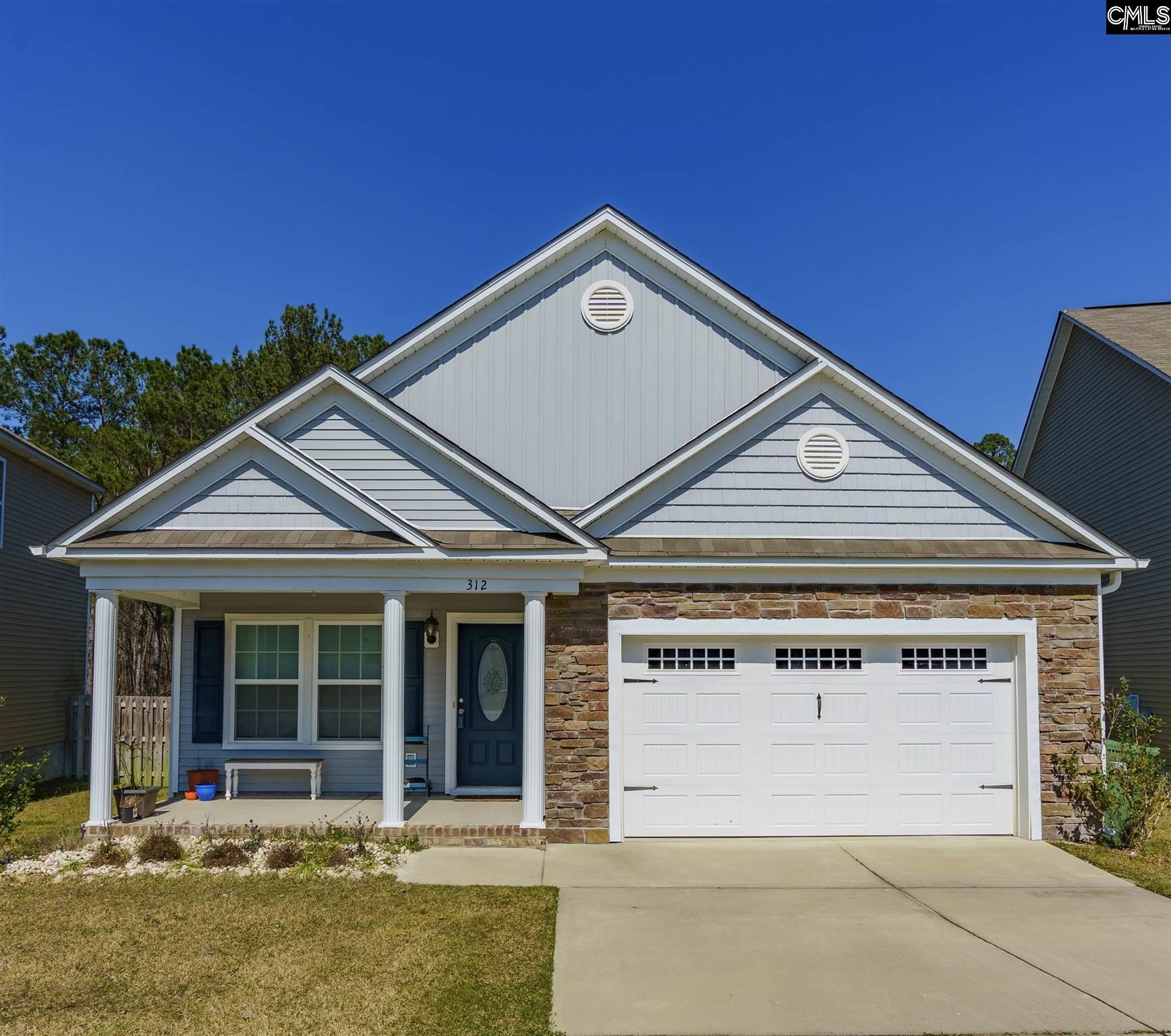 312 Longfellows Elgin, SC 29045
