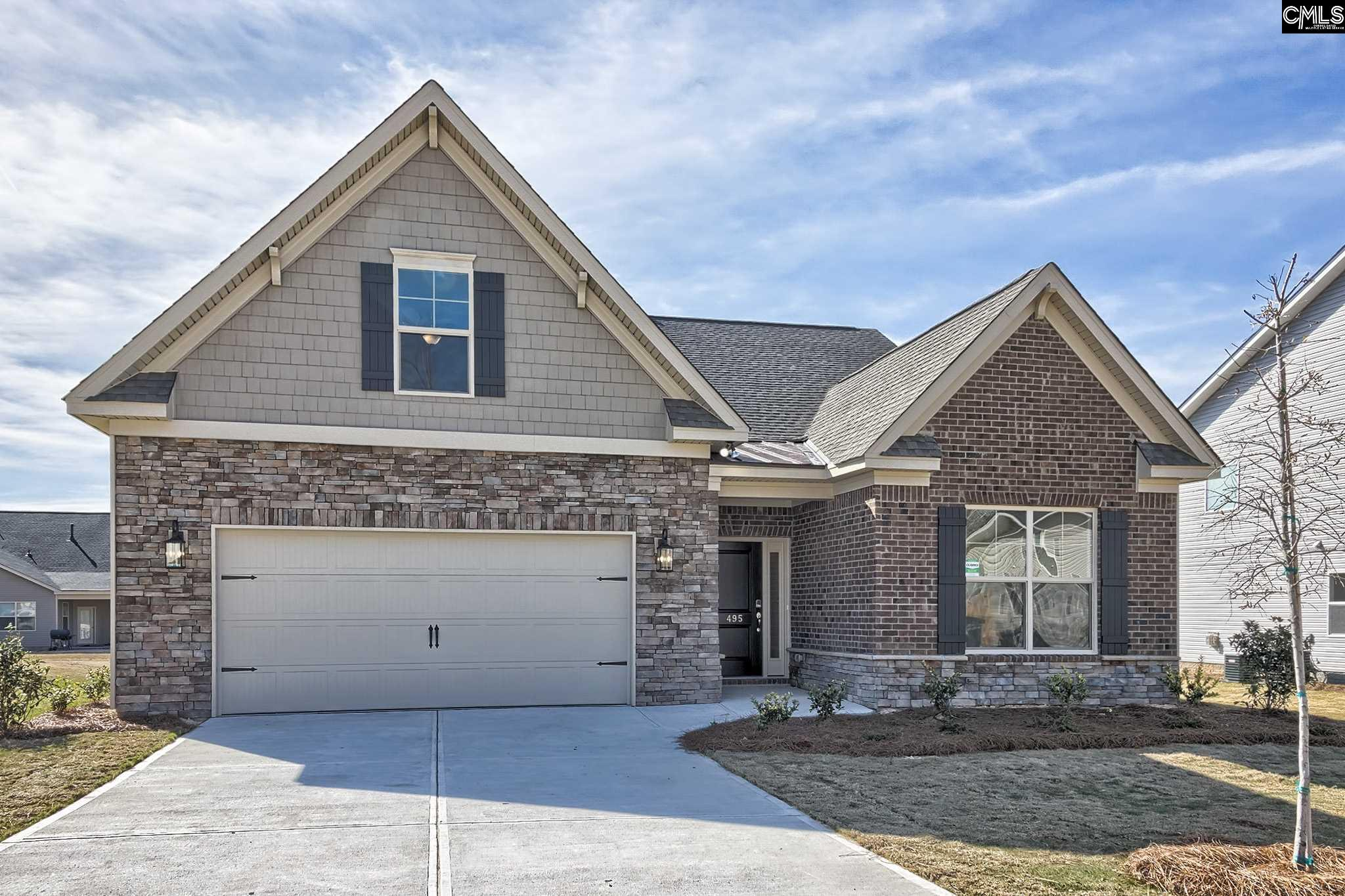 495 Maple Valley Blythewood, SC 29016