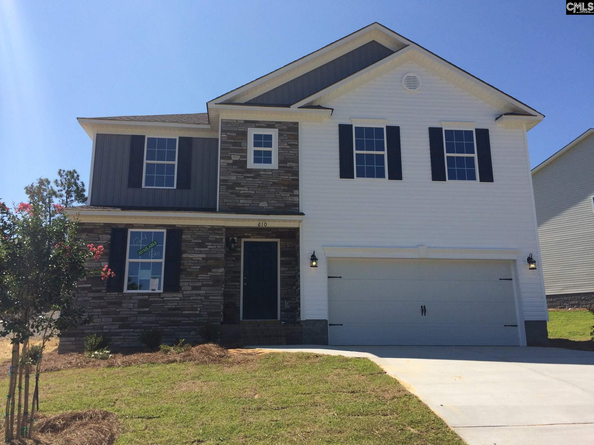 610 Teaberry (lot 124) Columbia, SC 29229