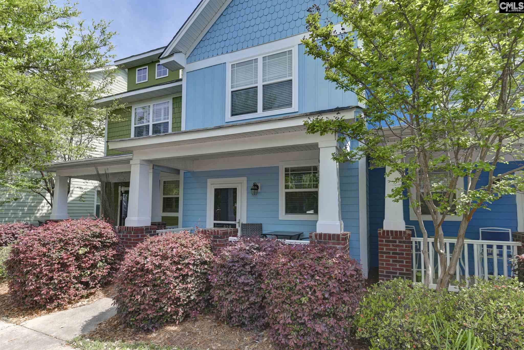828 Forest Park Columbia, SC 29209-2580