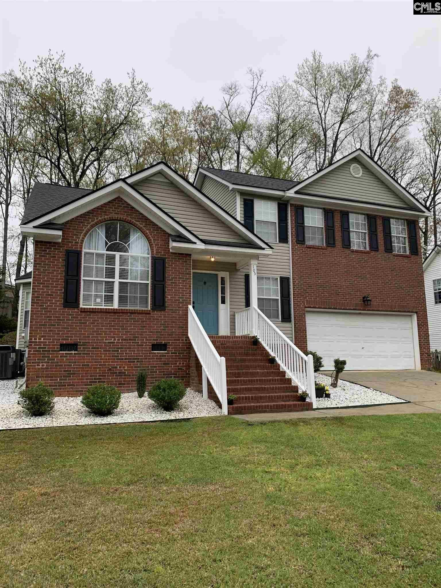 105 Holly Creek Irmo, SC 29063-8918