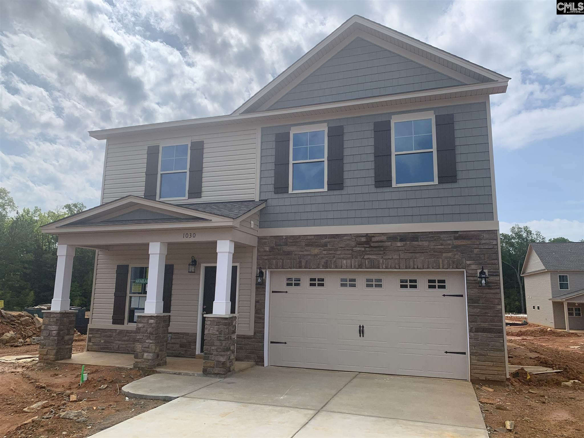 1030 Old Town Irmo, SC 29063-0000
