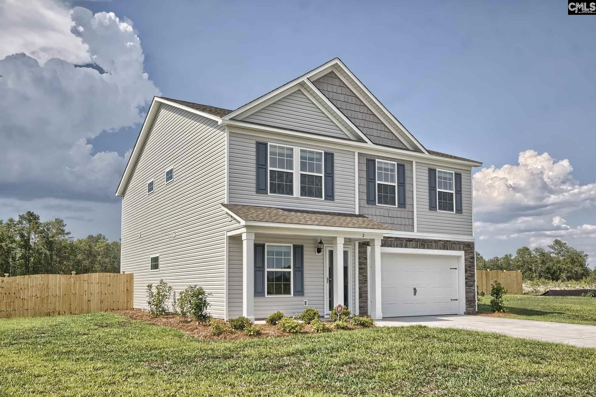 353 Summer Creek (lot 22) West Columbia, SC 29172