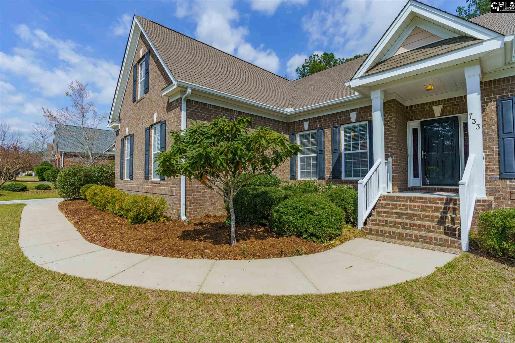 733 Harbor Vista Columbia, SC 29229-7438