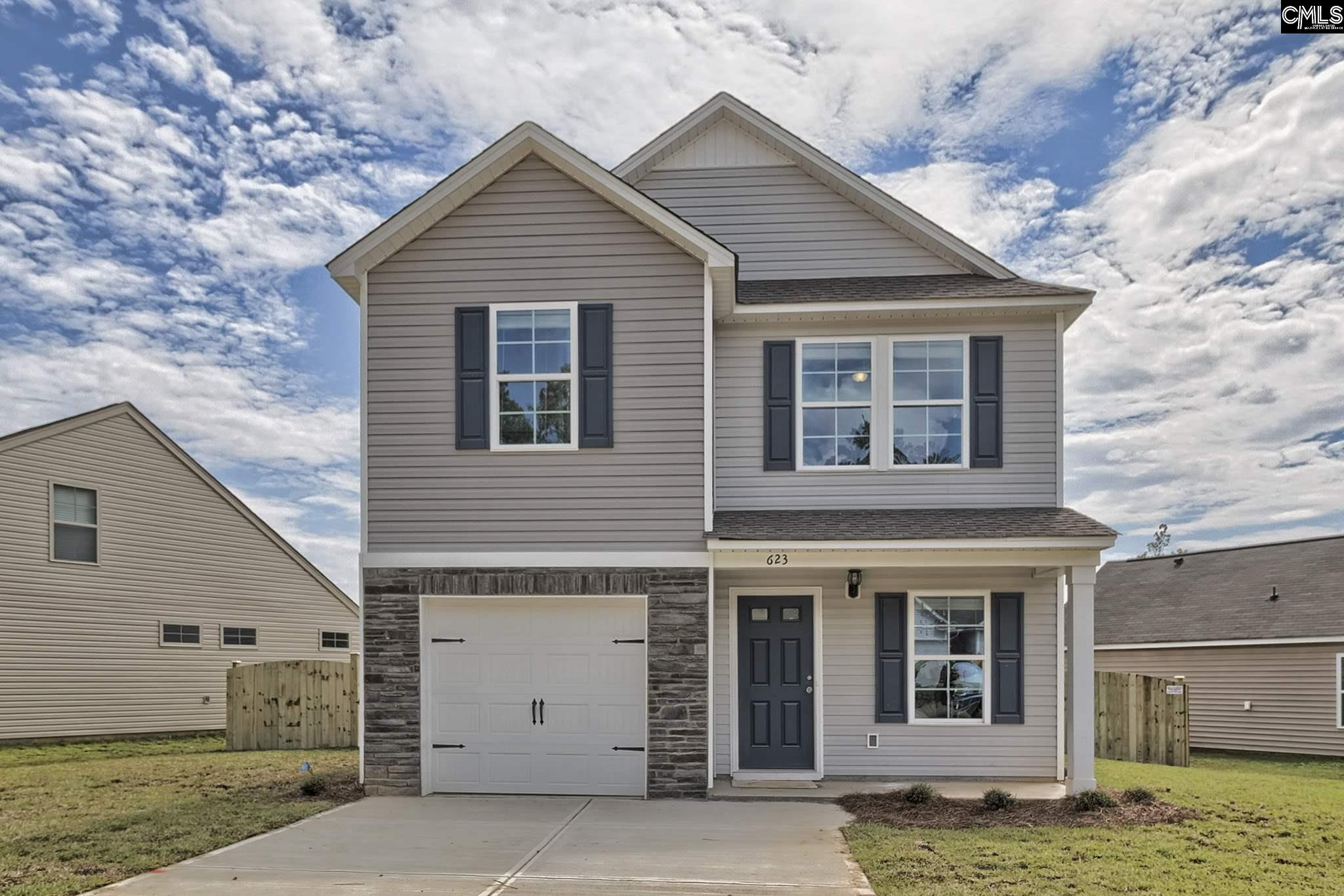 316 Lawndale (lot 122) Gaston, SC 29053