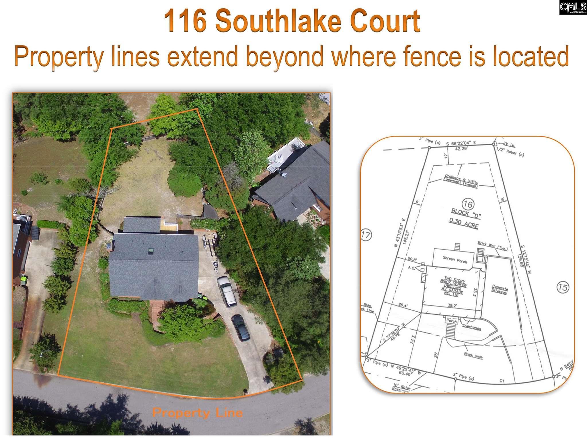 116 Southlake Columbia, SC 29223-5925