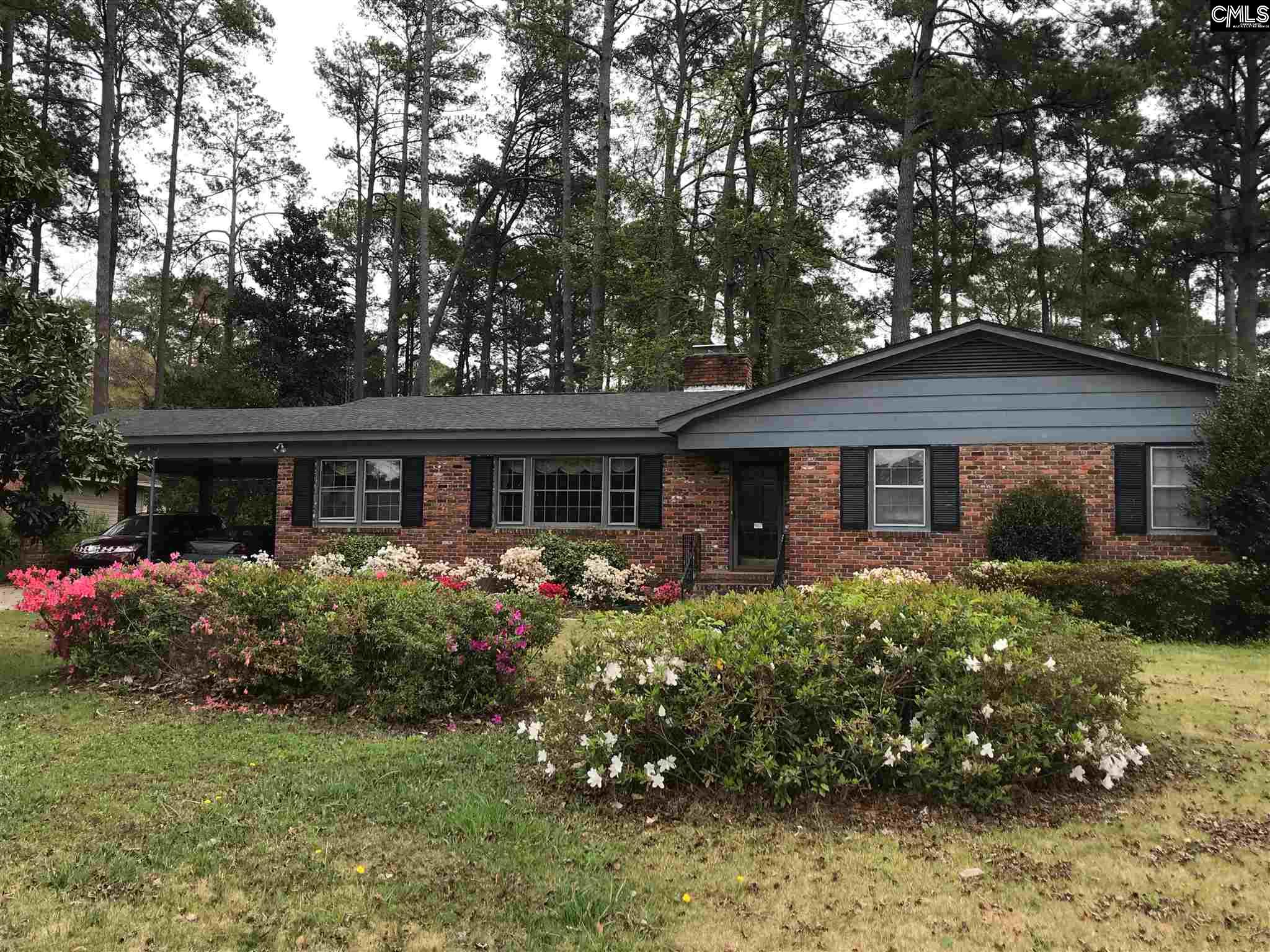 6824 Brookfield Columbia, SC 29206-2206