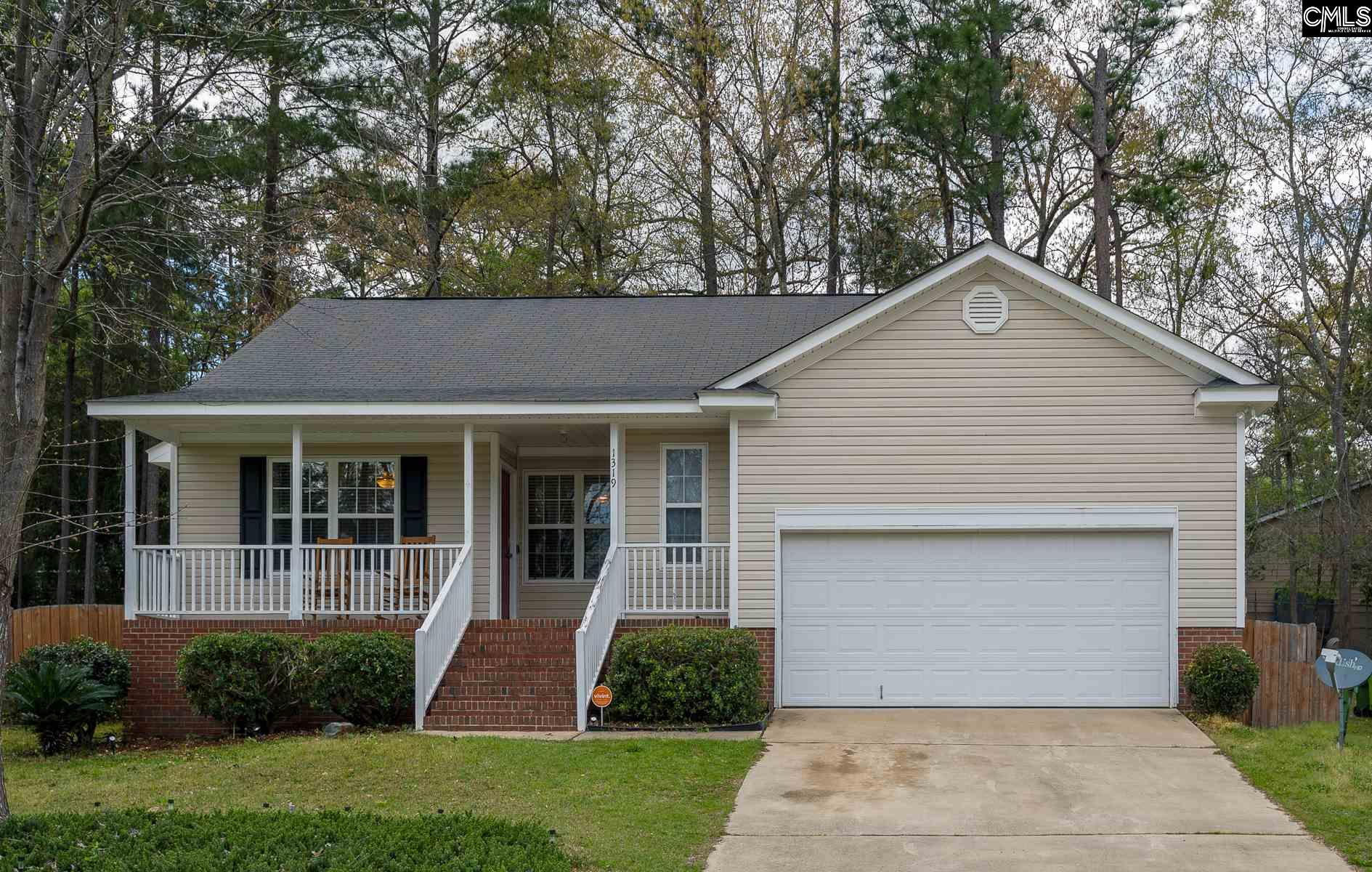 1319 Parliament Lake Columbia, SC 29223