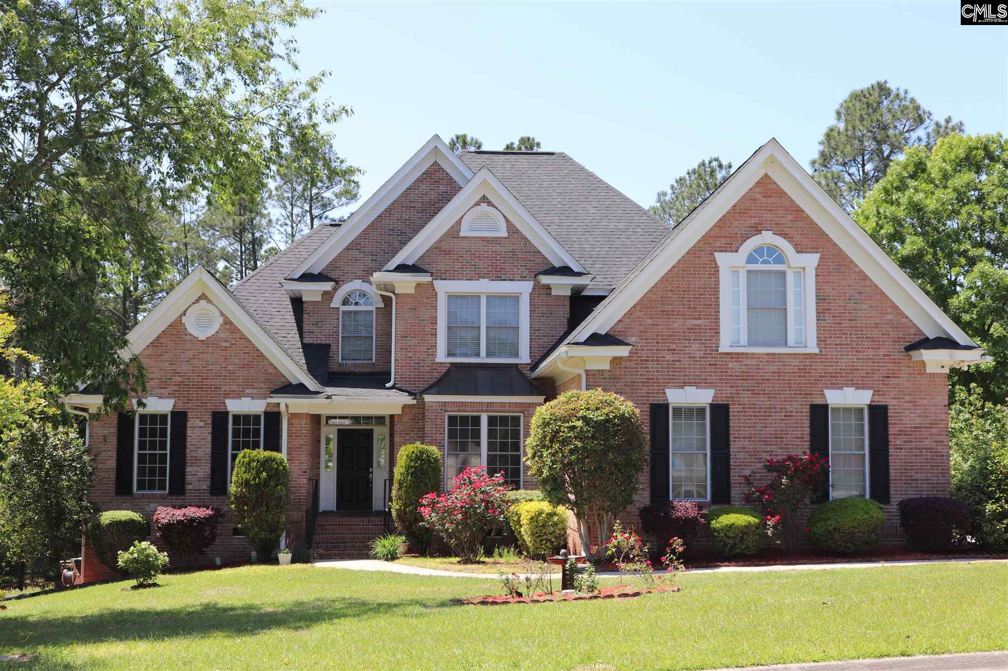 104 Overbranch Columbia, SC 29223-0000