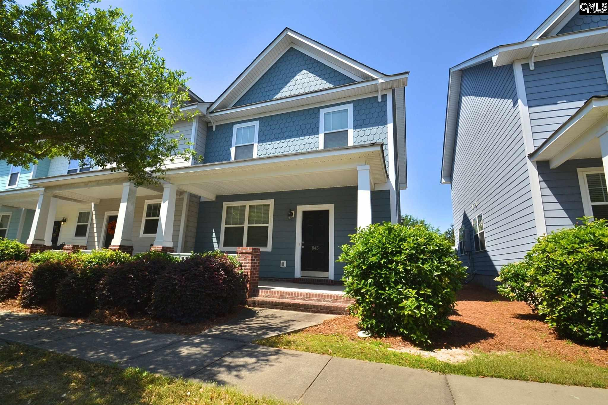 843 Forest Park Columbia, SC 29209