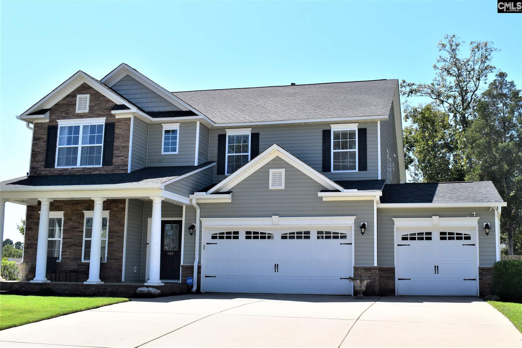 564 Eagles Rest Drive Chapin, SC 29036
