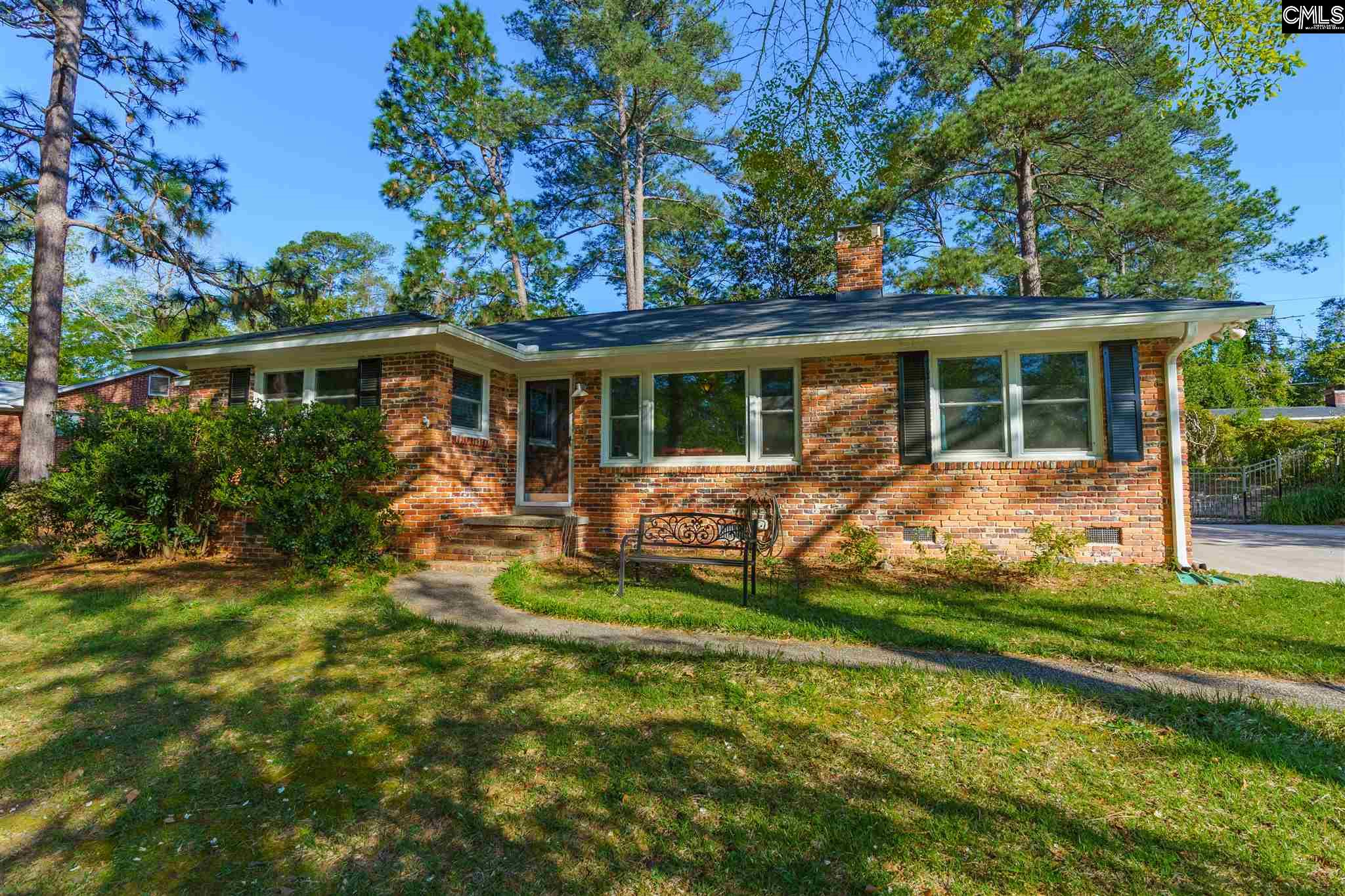 4717 Crystal Columbia, SC 29206