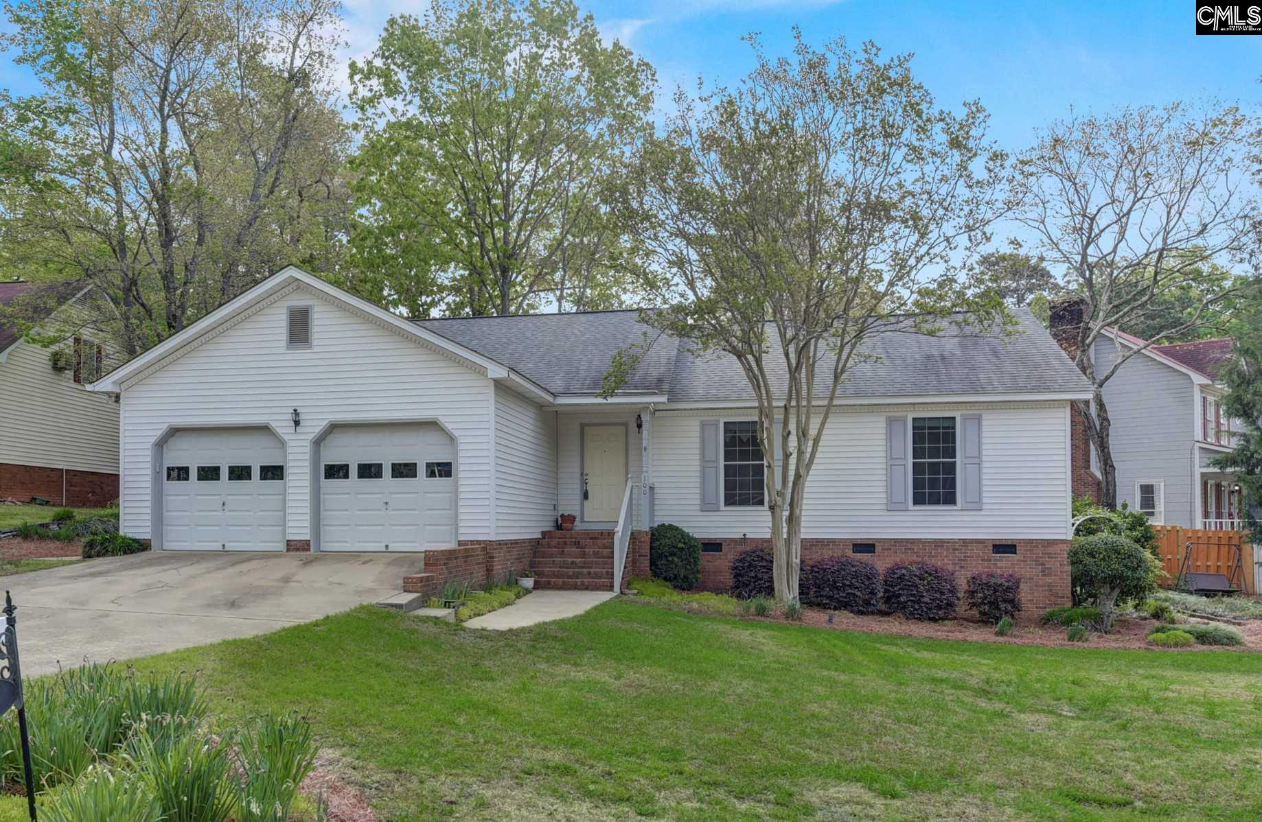 100 Deerglade Lexington, SC 29072