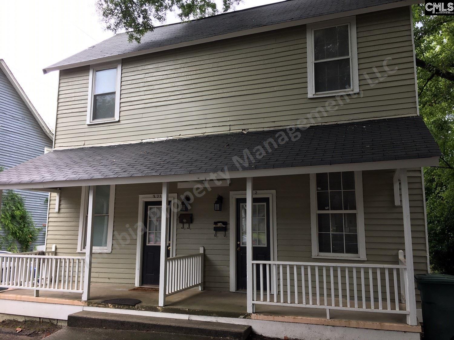 323 Picadilly Columbia, SC 29201