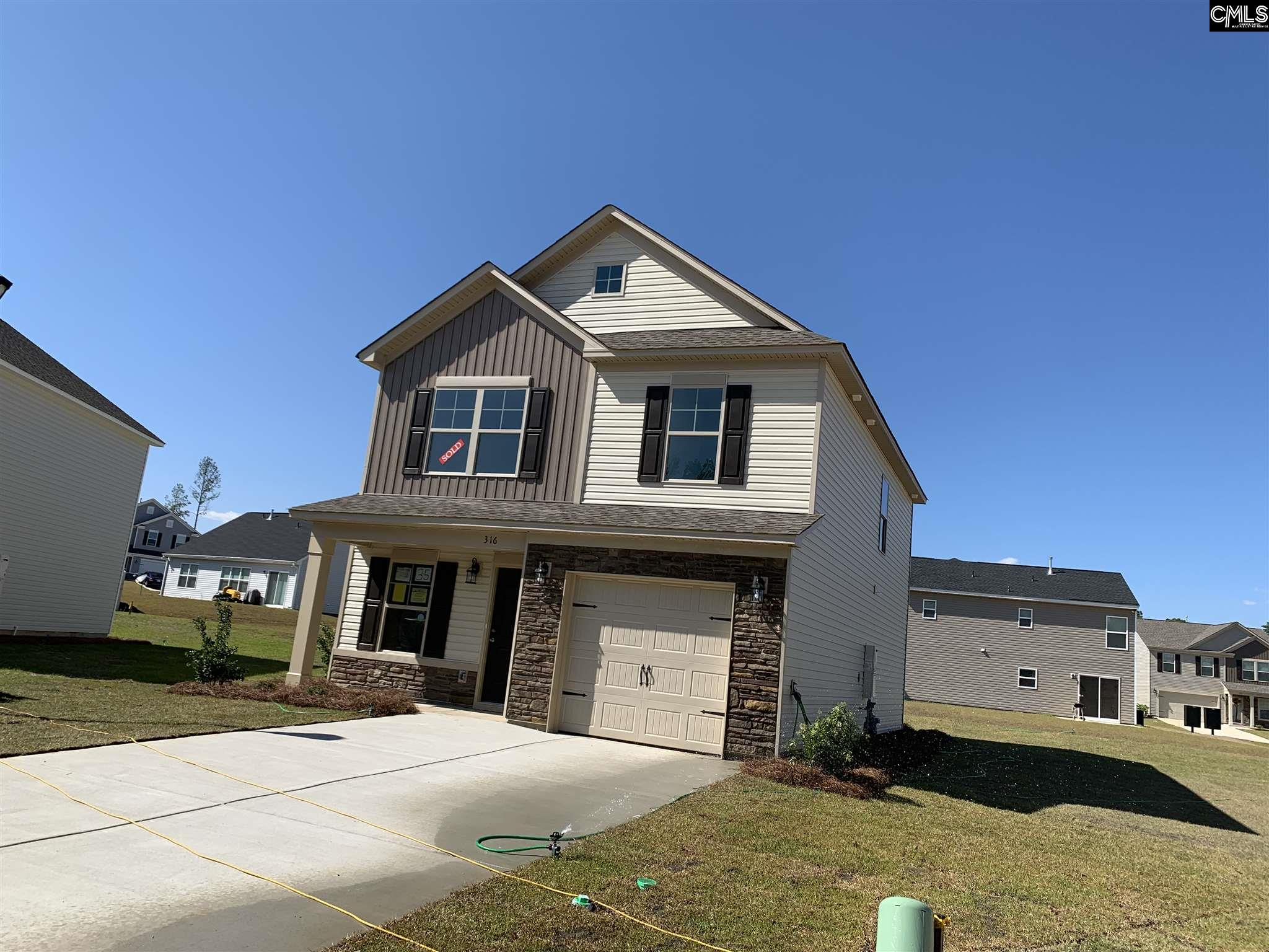 308 Summer Creek (lot 34) West Columbia, SC 29172