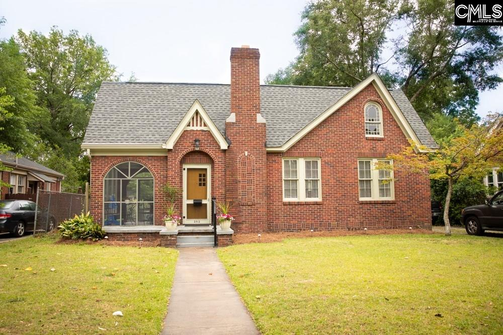 2512 Heyward Columbia, SC 29205