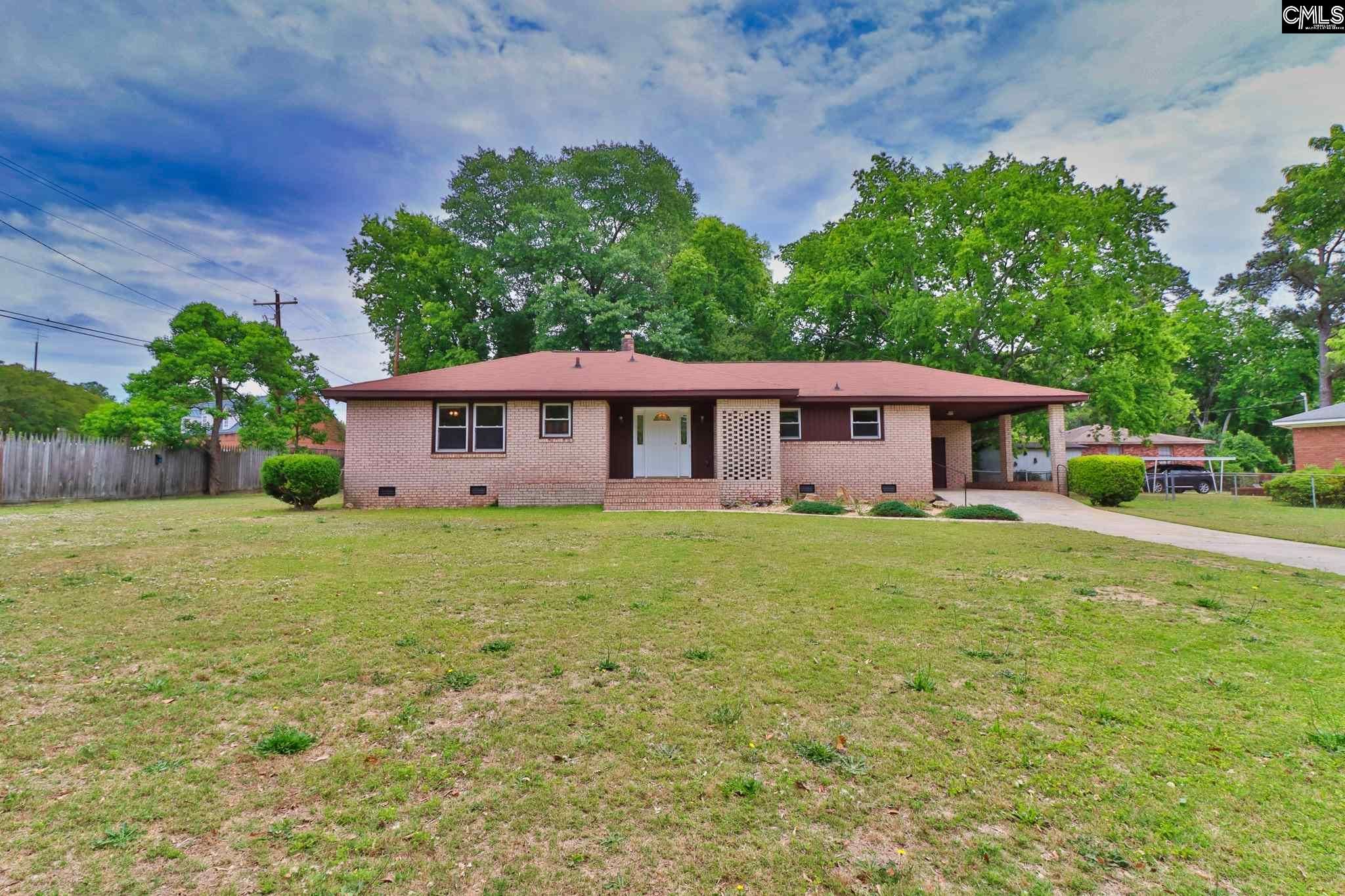 1136 Osage West Columbia, SC 29169