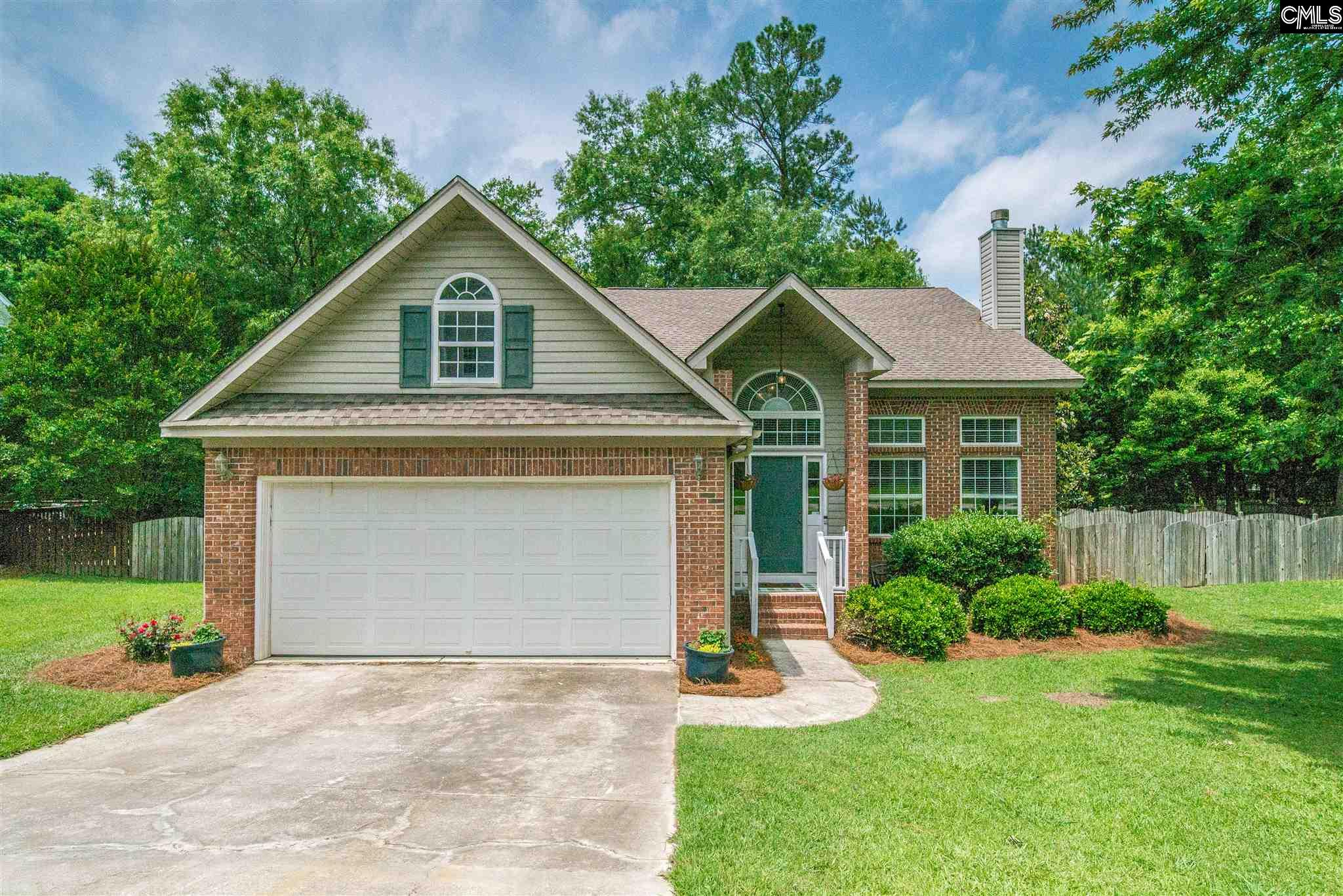 302 High Bluff Irmo, SC 29063