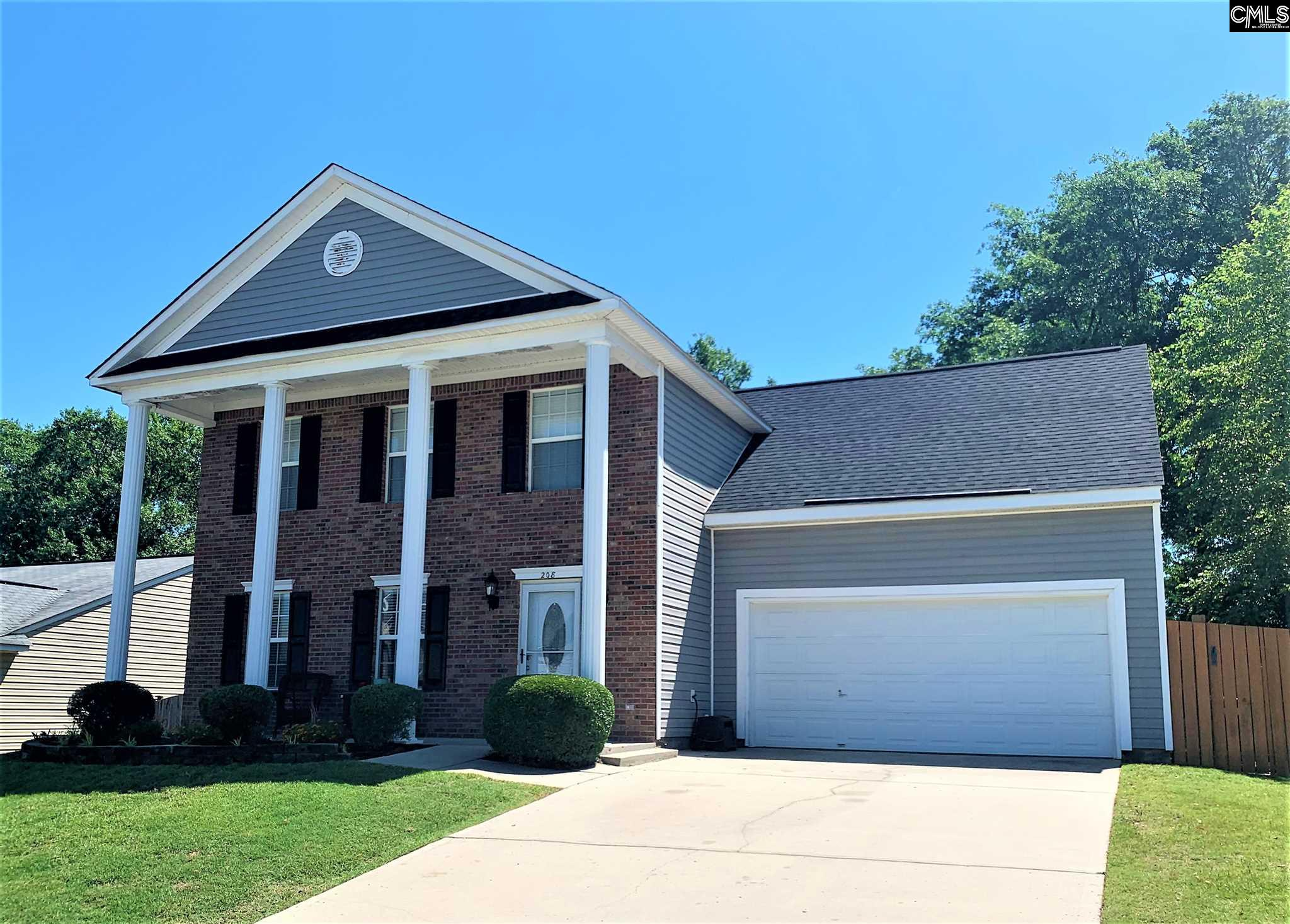 208 Crimson Oak Drive Lexington, SC 29072