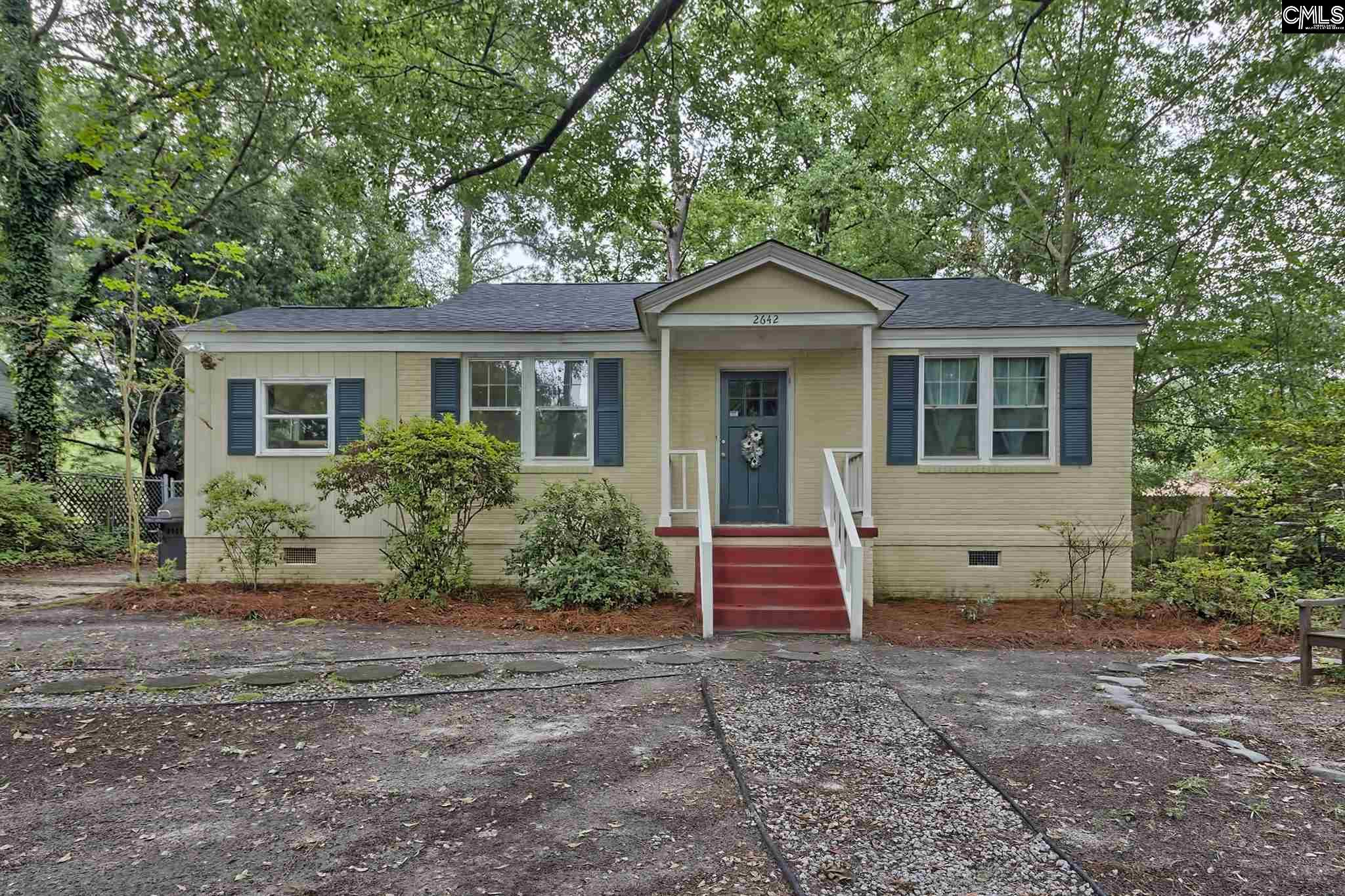 2642 Glenwood Columbia, SC 29204-2607