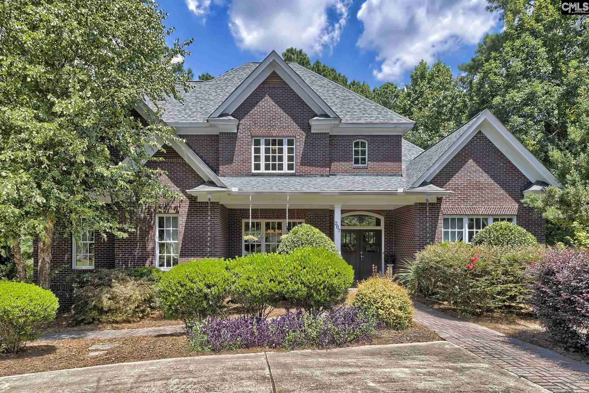 207 High Pointe Blythewood, SC 29016-7608