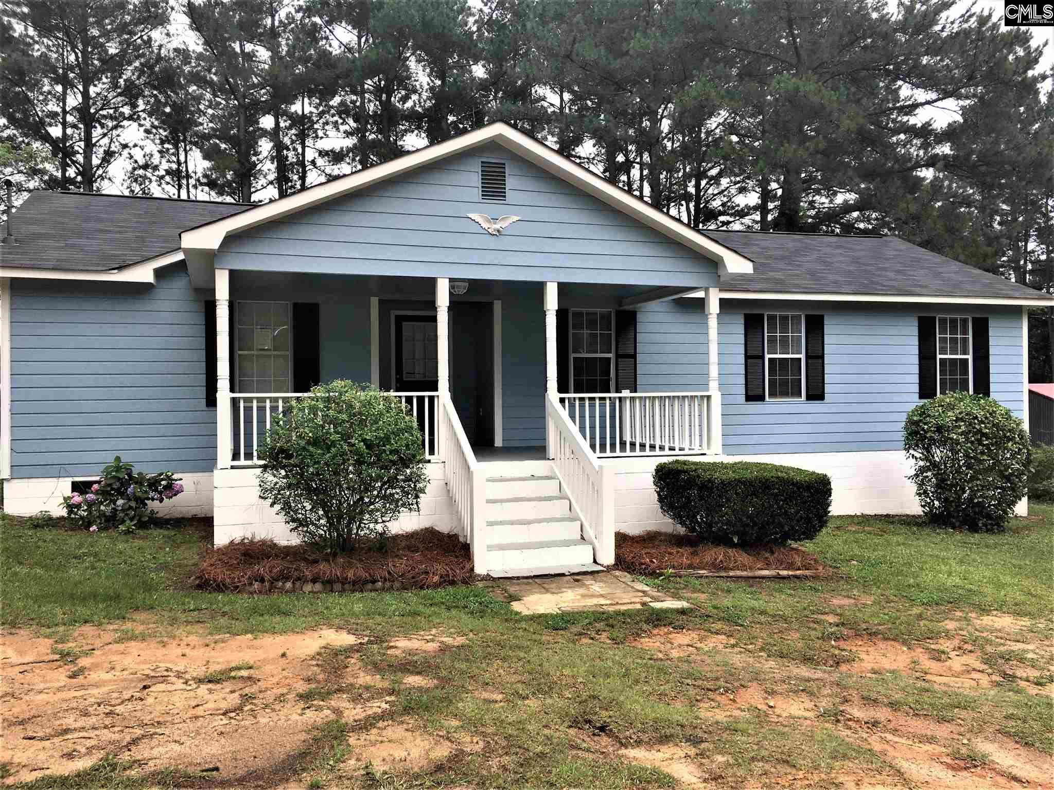 1259 Evergreen Winnsboro, SC 29180
