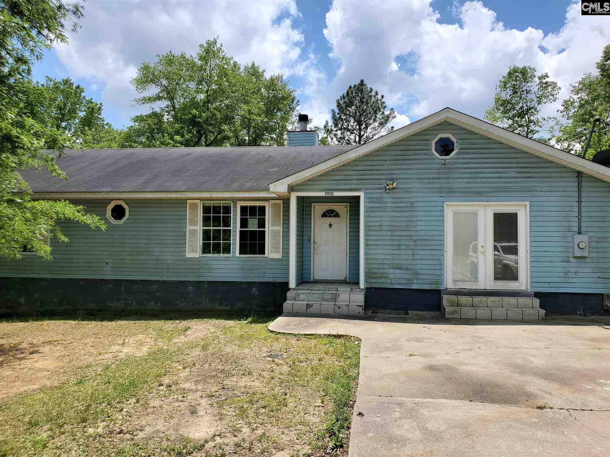 3950 Old Leesburg Hopkins, SC 29061