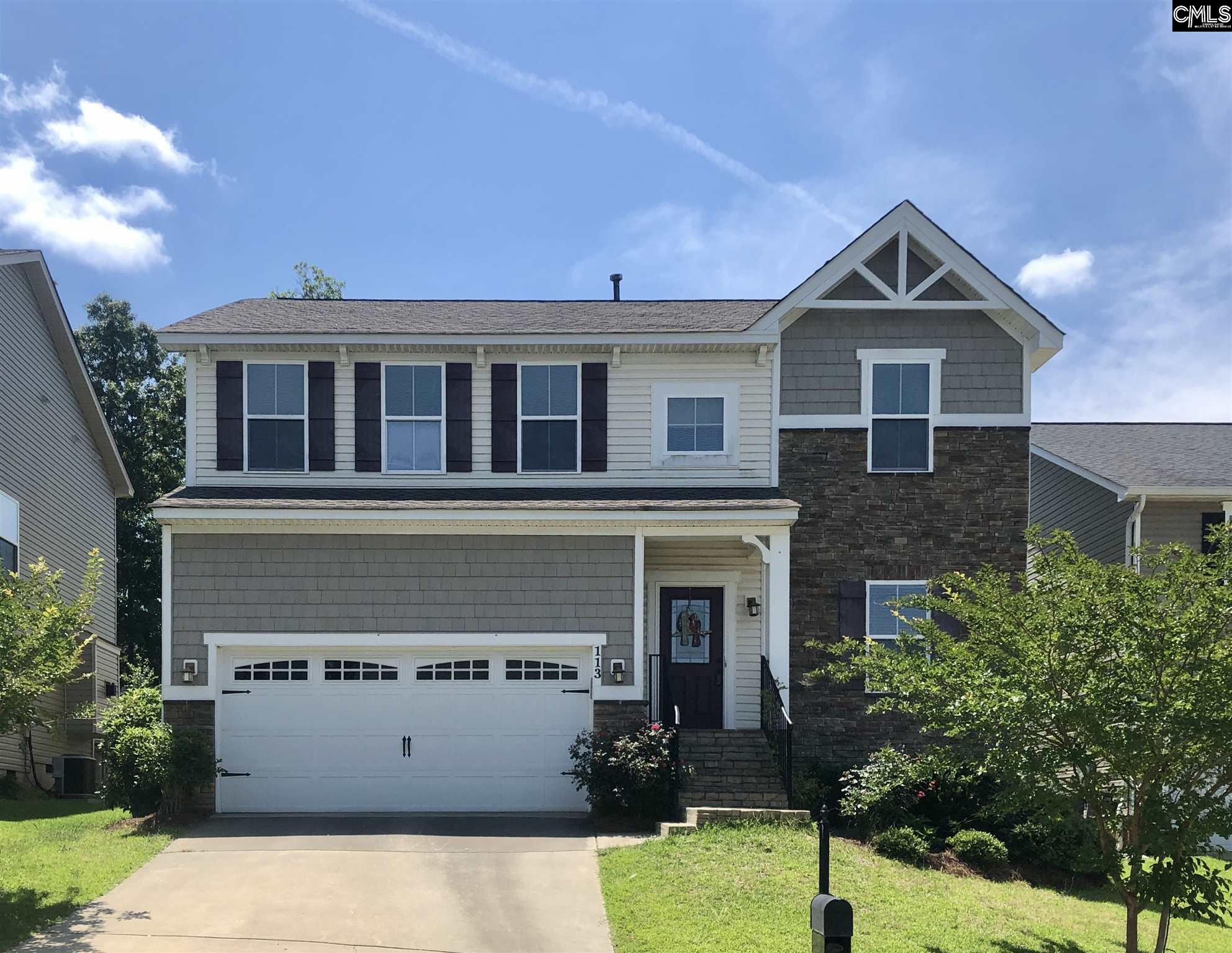 113 Bartram Lexington, SC 29072