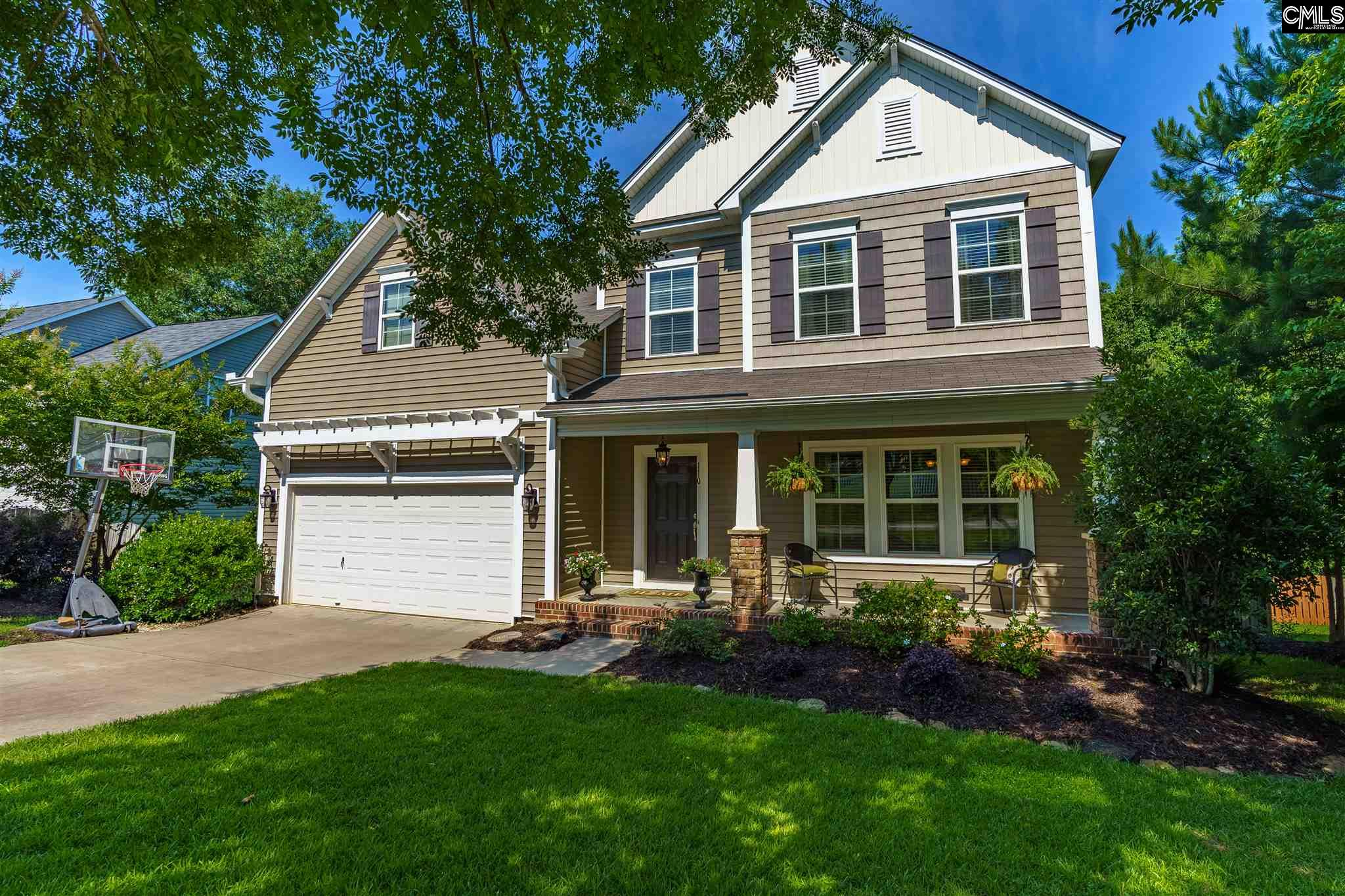 110 Saints Creek Irmo, SC 29063-8158