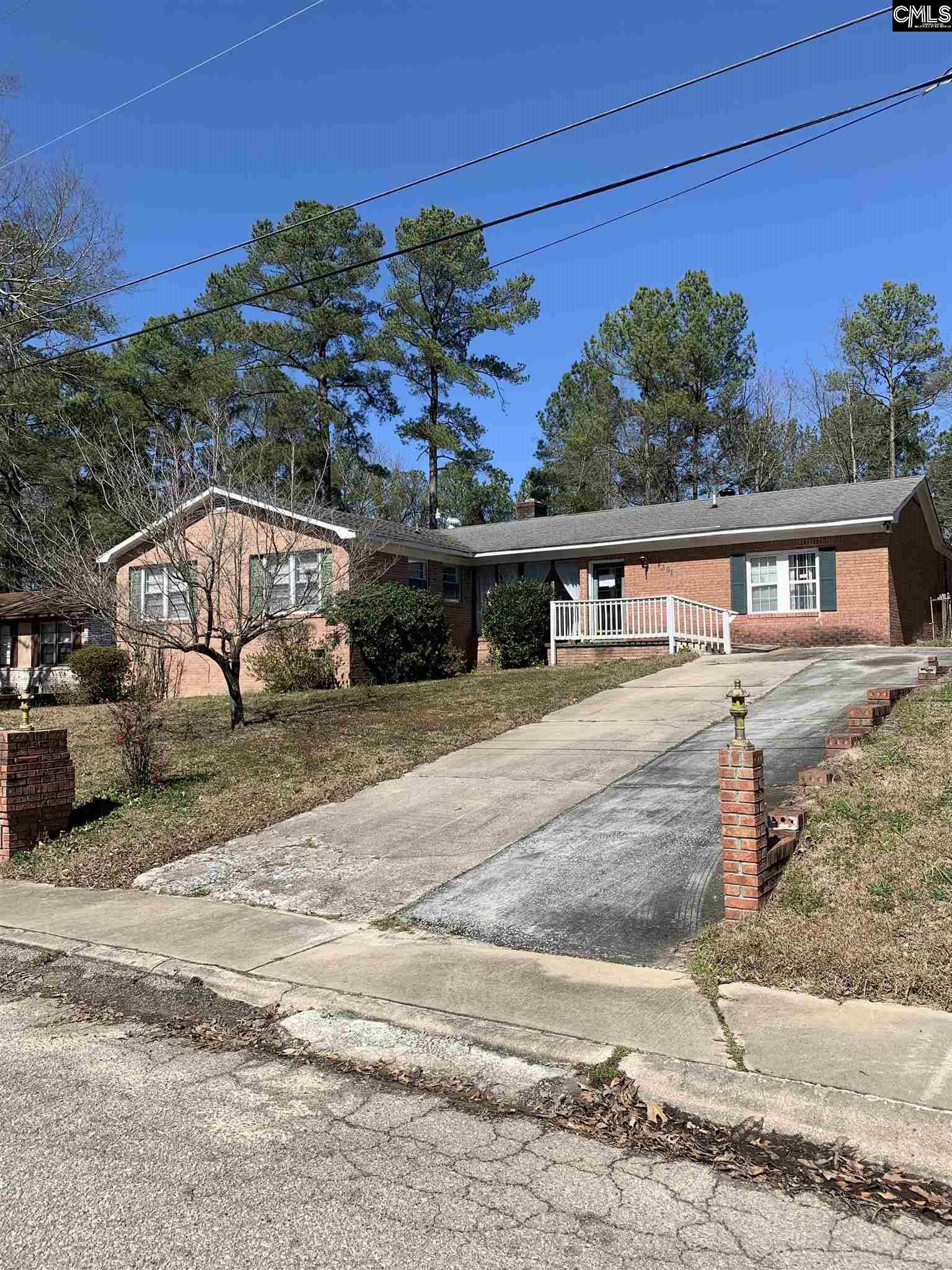 4301 Pine Forest Drive Columbia, SC 29204