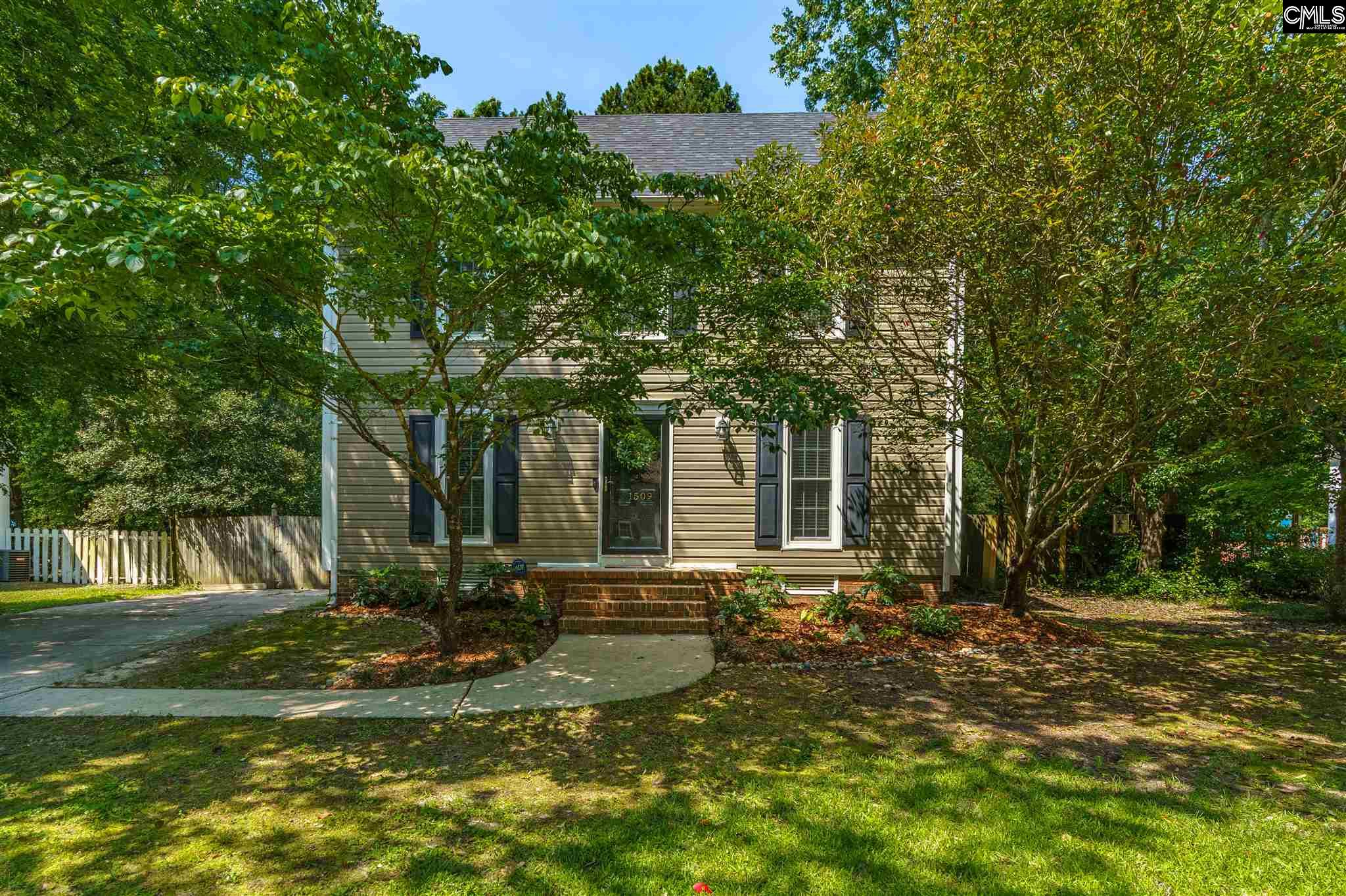 1509 Forest Trace Columbia, SC 29204