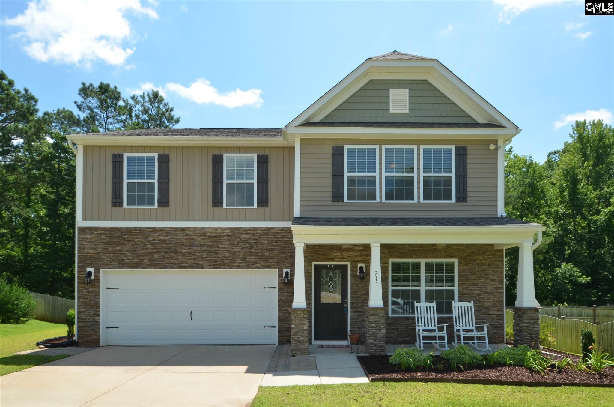 211 Woolbright Chapin, SC 29036