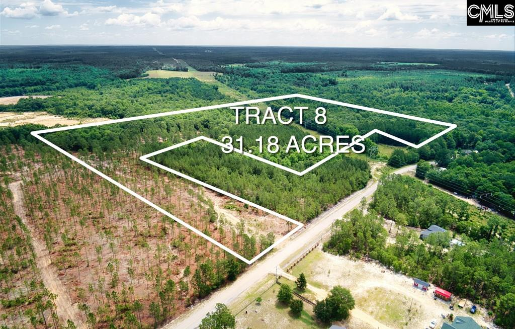 Tract 8 Lawhorn Cassatt, SC 29032