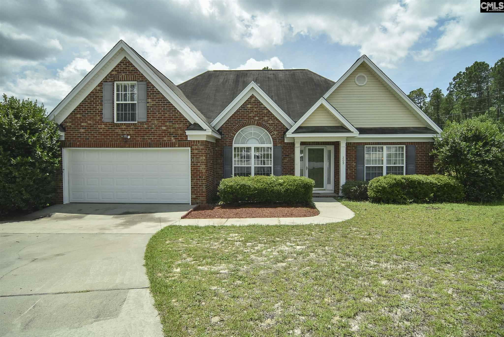209 Timber Chase Lexington, SC 29073