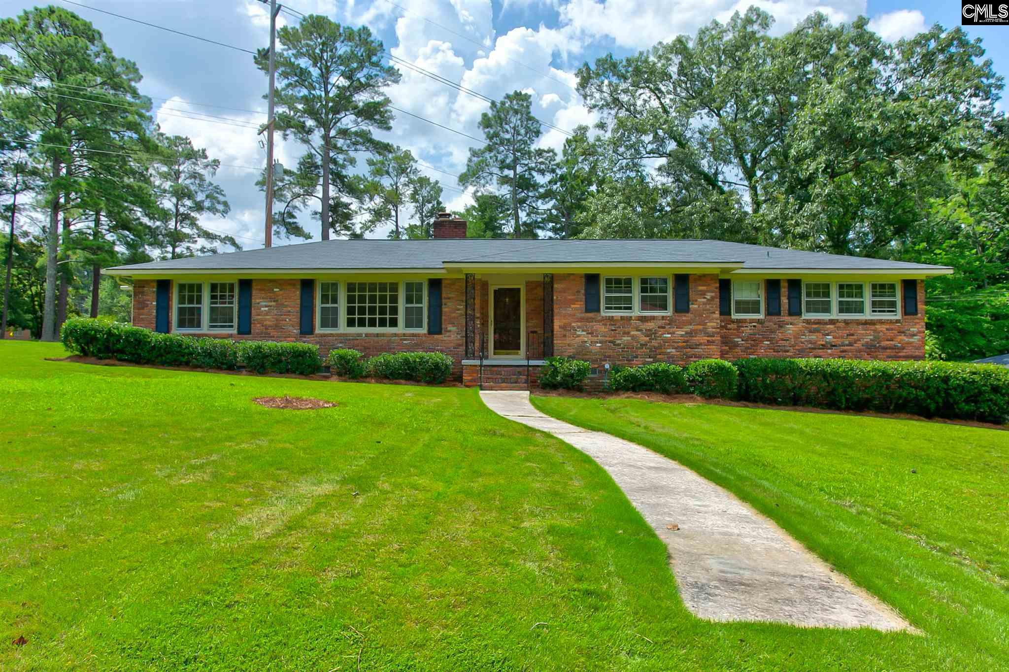 3656 Deerfield Columbia, SC 29204